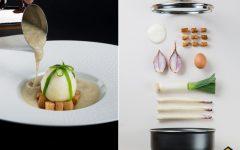 Recette Grand Hôtel : Oeuf mollet et sa sauce Royal-White veloutée