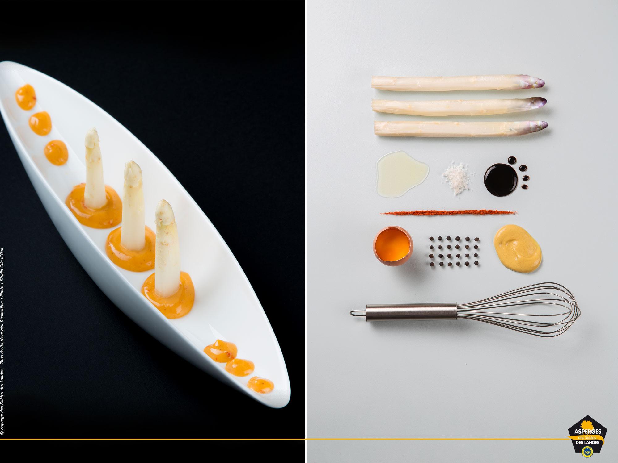 Recette de la mayonnaise royale au safran