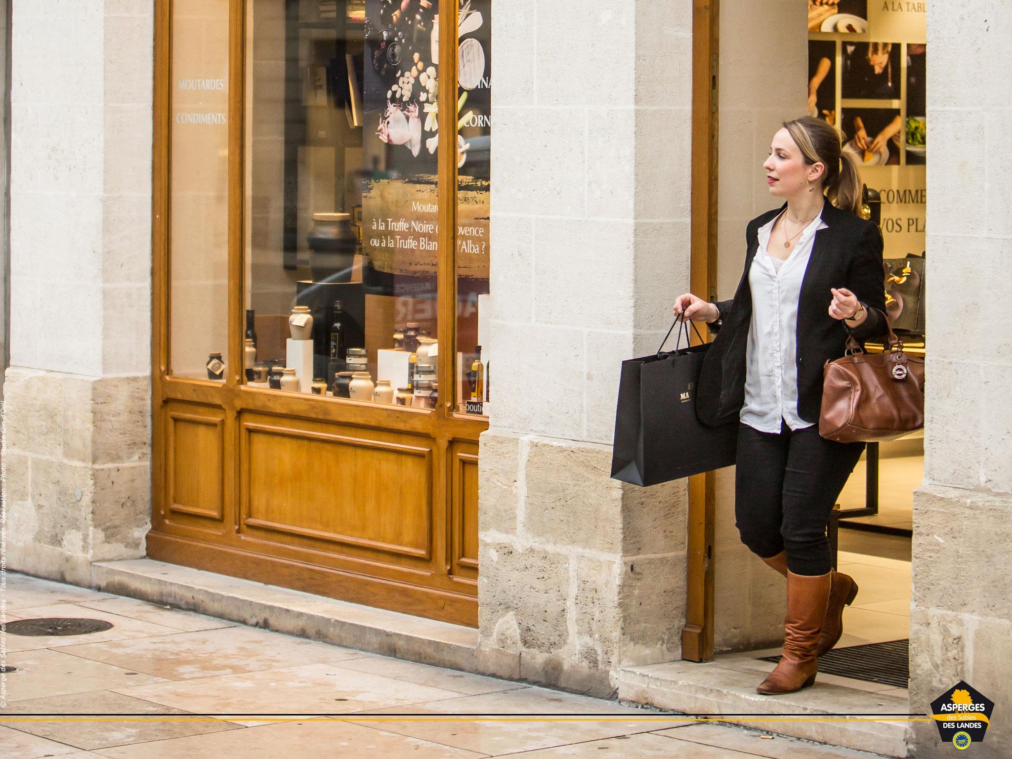 Une halte shopping au coeur de Bordeaux