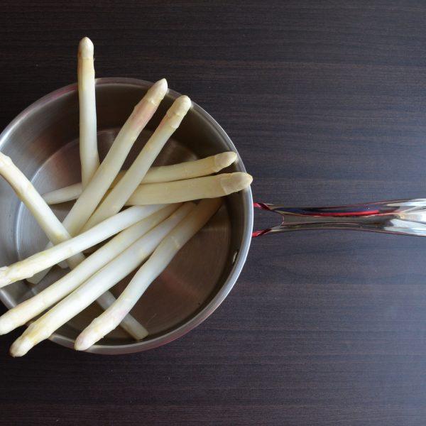 L'Asperge des Sables des Landes un légume diététique et gastronomique