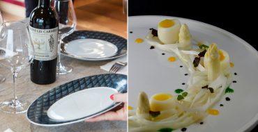 Asperge des Sables des Landes, recette gastronomique