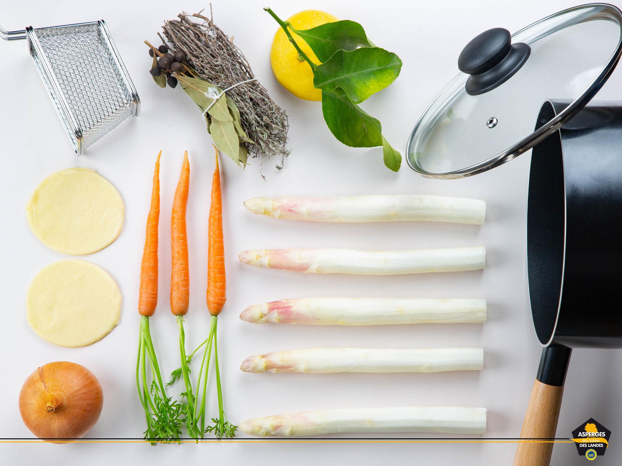 Les ingrédients de la recette Dessin-Salé